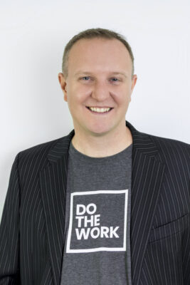 Mathias Richter Portrait Profilfoto