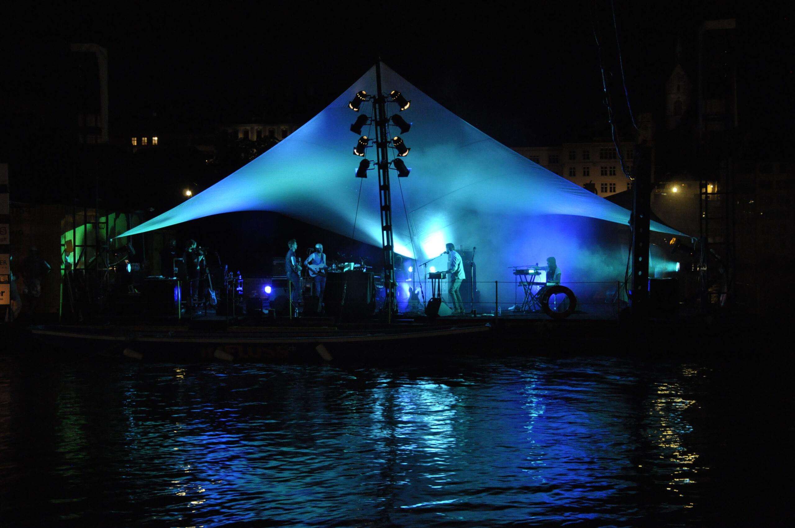 Konzert Wild Beasts Im Fluss Basel