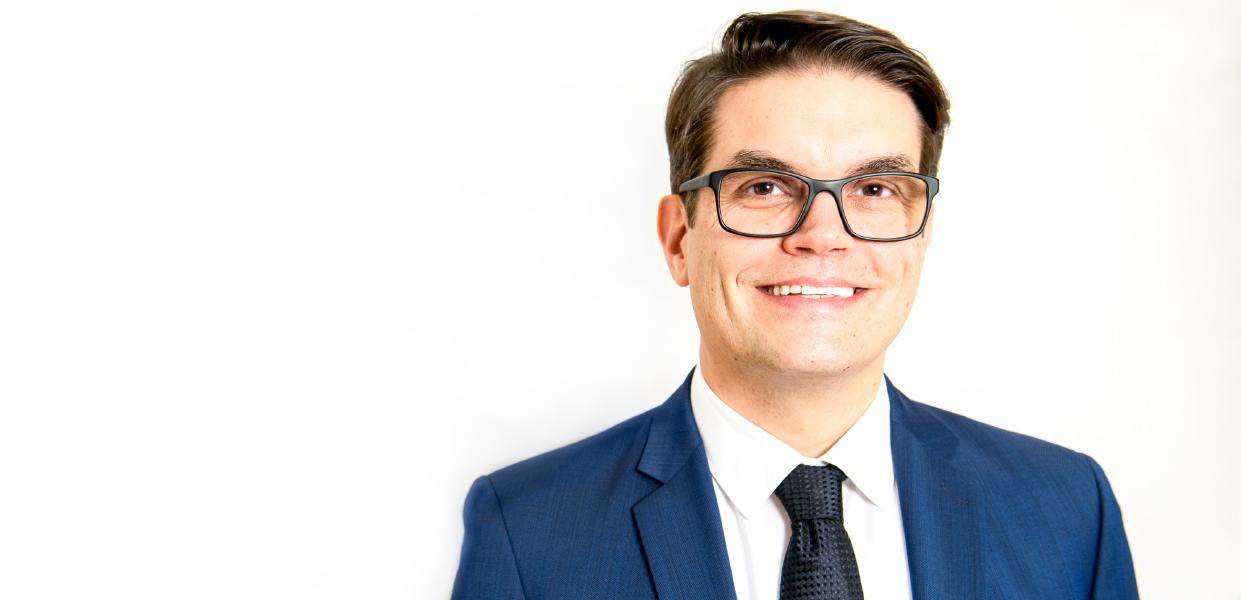Portrait Markus Jeck CV shot