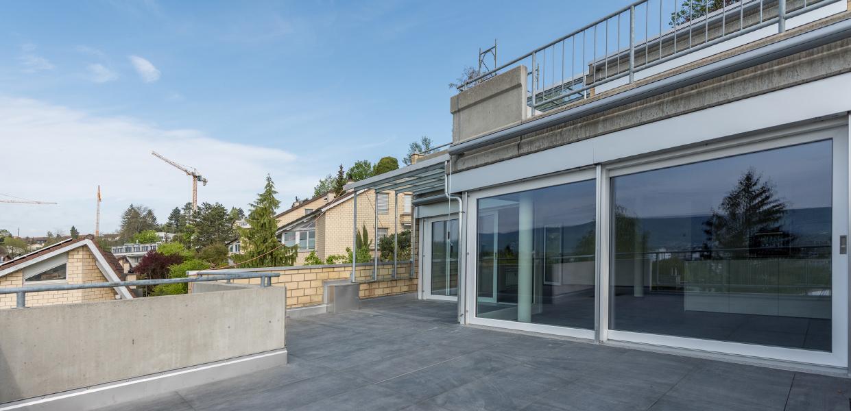 Architektur Umbau Bienenstrasse Oberwil Dürig Architekten