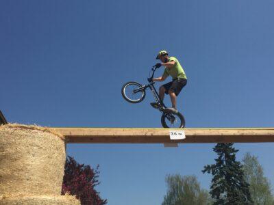 Trial Bike Veranstaltung