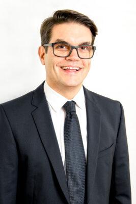 Markus Jeck Business Portrait CV