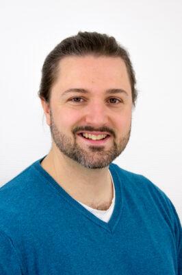 Patrick Krenger Portrait CV Foto