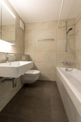 Badezimmer Dürig Architekten