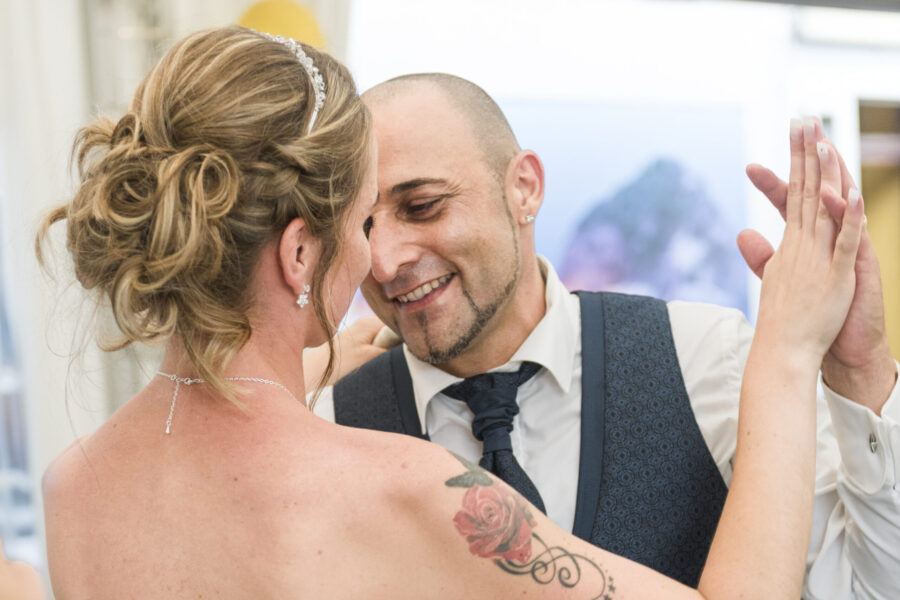 Lucia & Fabio – Wedding with a downpour